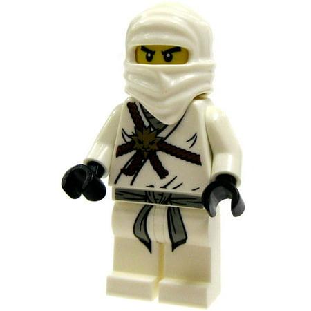 LEGO Ninjago Loose Zane Minifigure [Loose] - Ninjago Zane