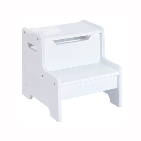 Expressions Step Stool - White ()