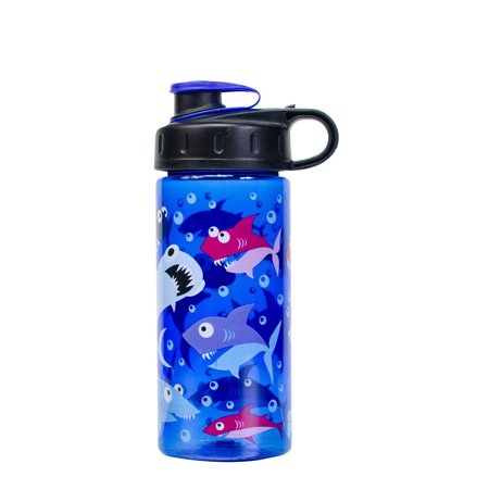 Cool Gear 16 Oz. Opp Boy Shark Water Bottle