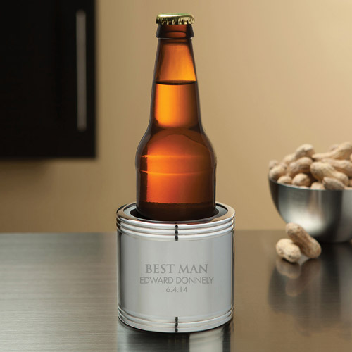 Personalized Can and Bottle Holder