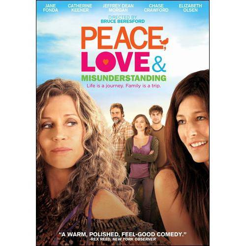 Peace, Love & Misunderstanding (Widescreen)
