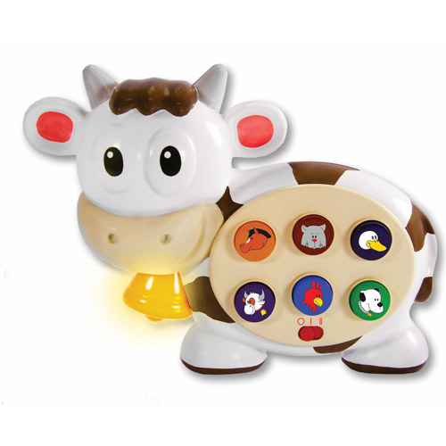 The Learning Journey Early Learning Barnyard Bessie Cow