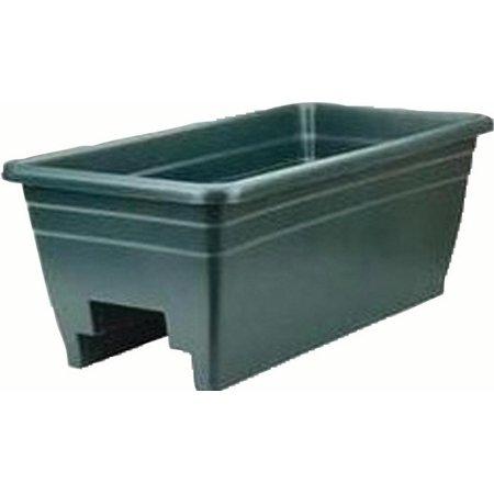 Deck Rail Box Planter