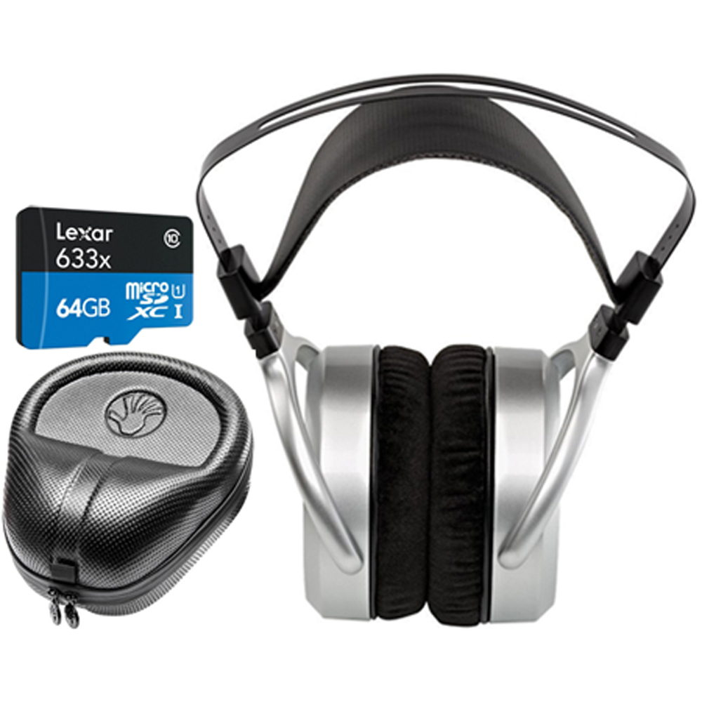 HIFIMAN HE400S Over Ear Full-Size Planar Magnetic Headphones