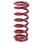 "Eibach 2.250"" ID x 8"" Long 500 lb Red Coil-Over Spring P/N 0800-225-0500"