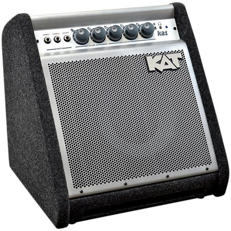 Kat Percussion KA1 - 50W Powered Digital Drum Set Amplifier