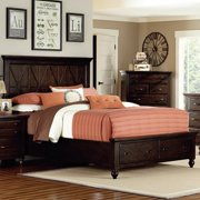 Legacy Classic Furniture Thatcher Platform Bed