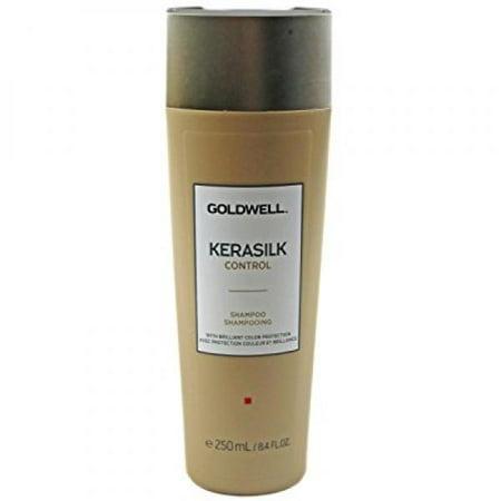 Goldwell Kerasilk Control Shampoo 8.4 Ounces (Goldwell Kerasilk Care)