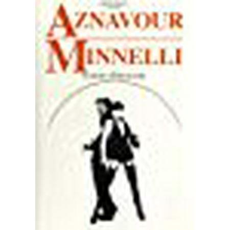 Charles Aznavour & Liza Minnelli Au Palais De Congres De Paris Liza Minnelli Signed