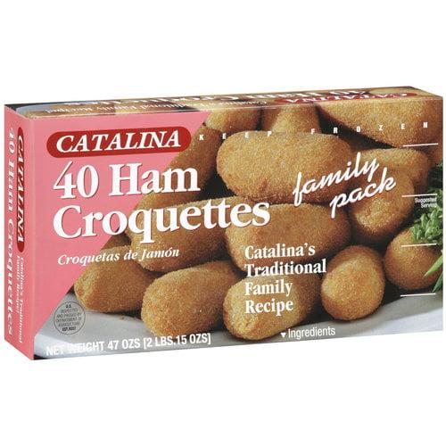 Catalina Ham Croquettes, 47 oz