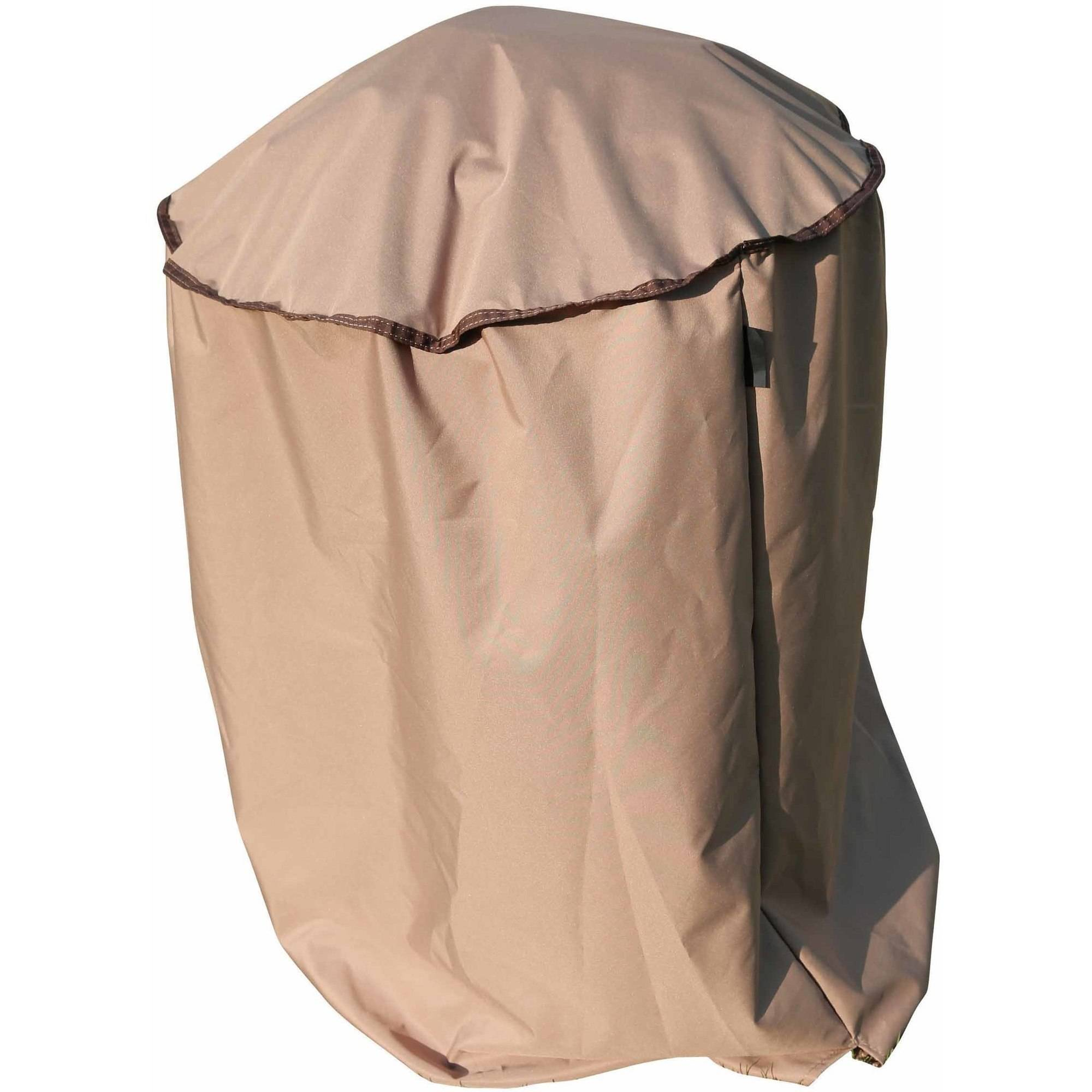 TrueShade Plus Kettle-Style BBQ Grill Cover, Large