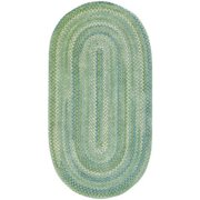 Waterway Oval Braided Area Rug