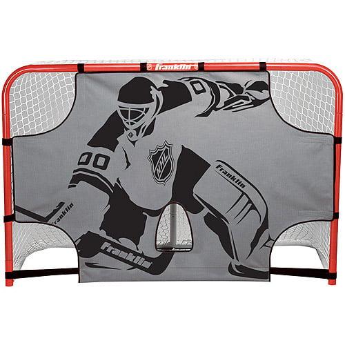 "Franklin Sports NHL Professional Shooting Target, 72"" x 48"""