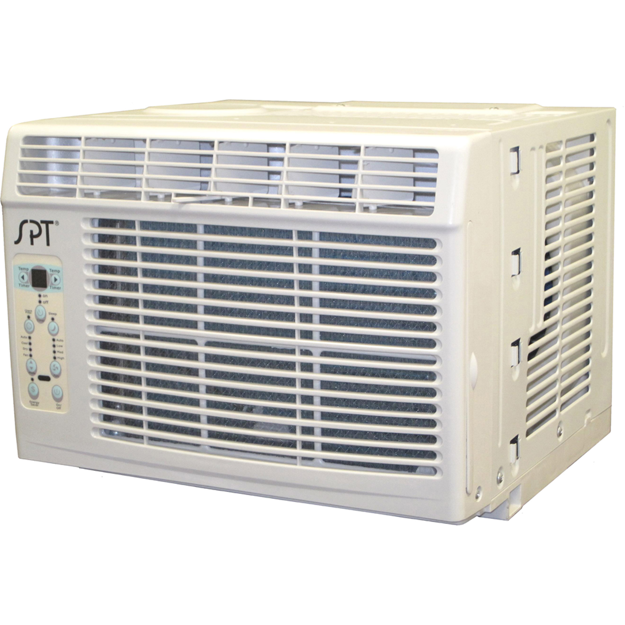 Sunpentown Energy Star 6000 BTU Window Air Conditioner with Remote Control, White