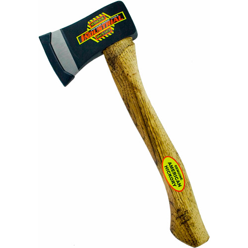 "Seymour AX-B1 1-1/4-pound Single Bit Axe 14"" Handle"