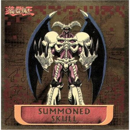 Yu-Gi-Oh! Summoned Skull Hologram Sticker