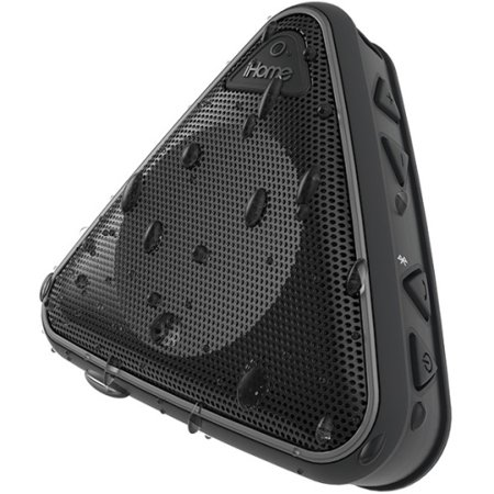 iHome Splashproof Wireless Bluetooth Speaker with Speakerphone