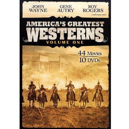 America's Greatest Westerns, Vol. 1