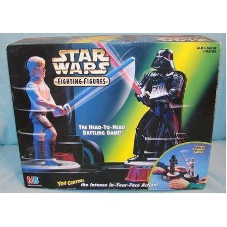 Star Wars Fighting Figures Darth Vader vs. Luke Skywalker - image 1 de 1