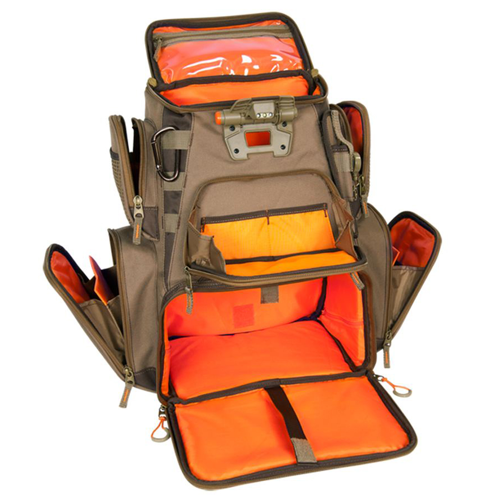 Wn3604 Nomad Tackle Bag Lighted Backpack W O Trays