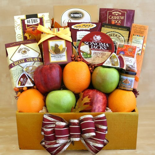 Thanksgiving Bounty Holiday Gift Basket
