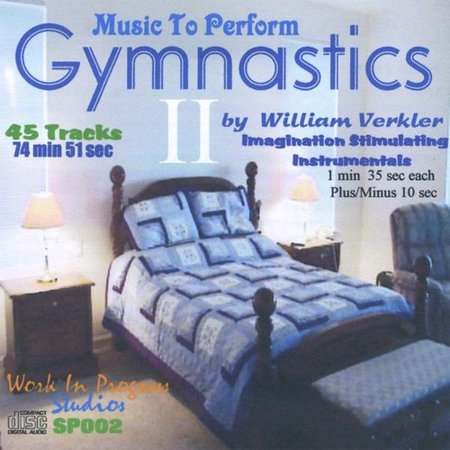 Music to Perform Gymnastics II (CD)