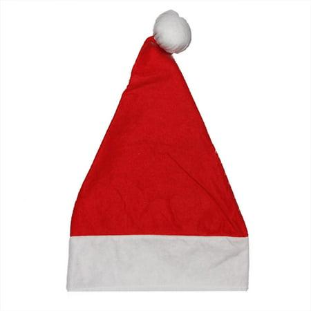 White Felt Hat - 18