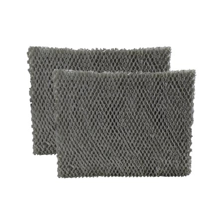 2 Pack Aprilaire 700  760  760A  768 Humidifier Filter Replacement By Air Filter Fac
