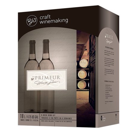 Wine Ingredient Kit - En Primeur Winery Series - Chilean Merlot ()