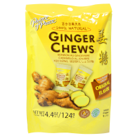 Prince Of Peace Ginger Candy Chews Original Flavored