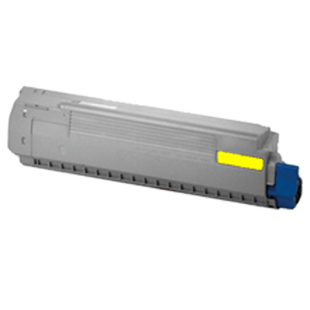 Zoomtoner Compatible OKIDATA 44059109 (Type C14) Laser Toner Cartridge Yellow - image 1 of 1