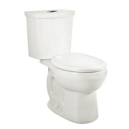 H2option H2option Dual Flush - American Standard H2Option Dual Flush Elongated Two-Piece Toilet