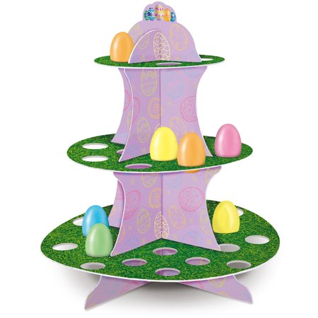 Pack of 12 Easter Egg Display Stand Easter Centerpieces - Easter Centerpieces