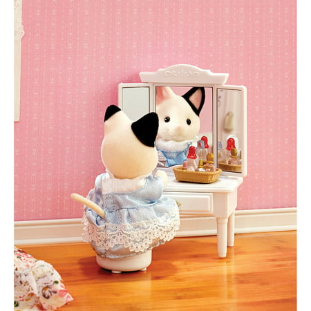 Calico Critters Girl\'s Bedroom Set - Best Dollhouses & Play Sets