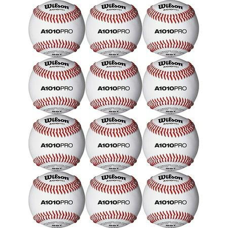 cbf71e4e5 Wilson A1228 Minor League Baseballs, 12 Pack