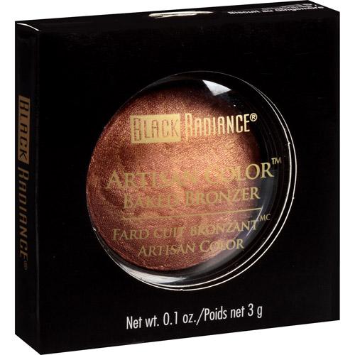 Black Radiance Artisan Color Baked Bronzer, 3515 Gingersnap, 0.1 oz