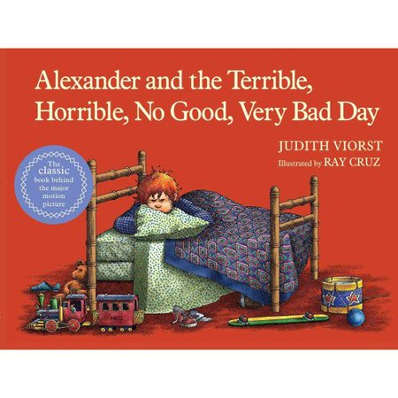 Alexander and the Terrible, Horrible, No Good, Very Bad Day by
