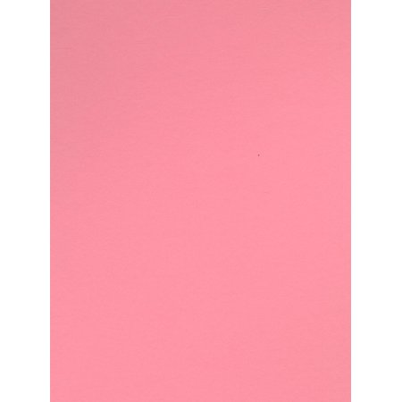 Colorline Heavyweight Paper Sheets rose petal, 300 gsm, 19 in. x 25 in. (pack of 10)