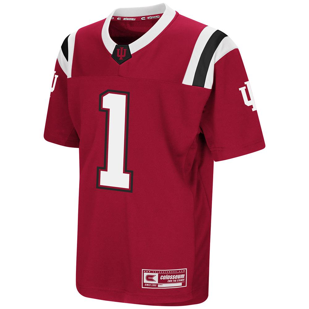 Youth Indiana Hoosiers Football Jersey - S