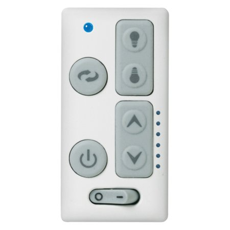 Emerson SW605 6-Speed LED Wall Control - White / Ivory / Light Almond