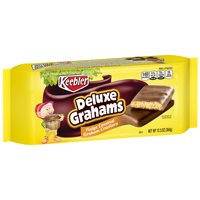 Keebler Fudge Covered Deluxe Grahams Crackers 12.5 oz