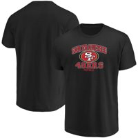 Men's Majestic Black San Francisco 49ers Greatness T-Shirt