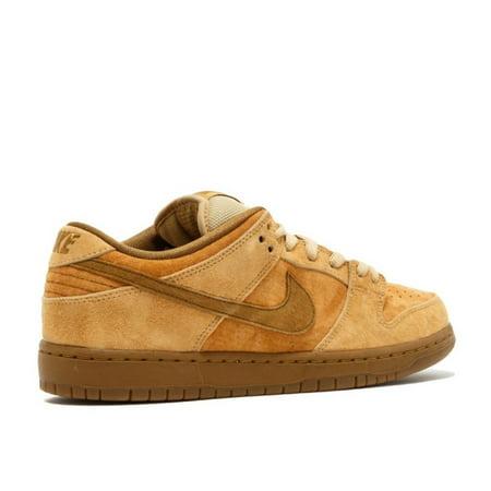 36af55e13696 Nike - Men - Nike Sb Dunk Low Trd Qs  Wheat  - 883232-700 - Size ...