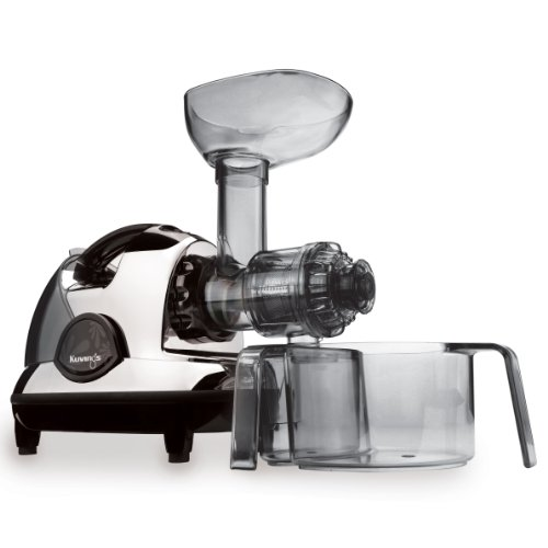 Kuvings NJE-3570U Masticating Slow Juicer, Chrome