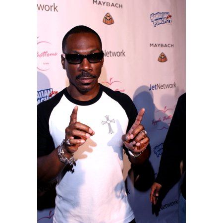 Eddie Murphy At Arrivals For Pamela Anderson Superstar Book Launch Party Prive Miami Fl August 26 2005 Photo By Ricky McgillEverett Collection Celebrity
