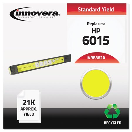 Innovera Remanufactured CB382A (824A) Laser Yellow Toner Cartridge