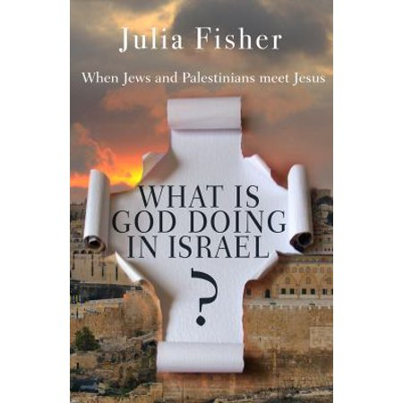 What Is God Doing In Israel   When Jews And Palestinians Meet Jesus