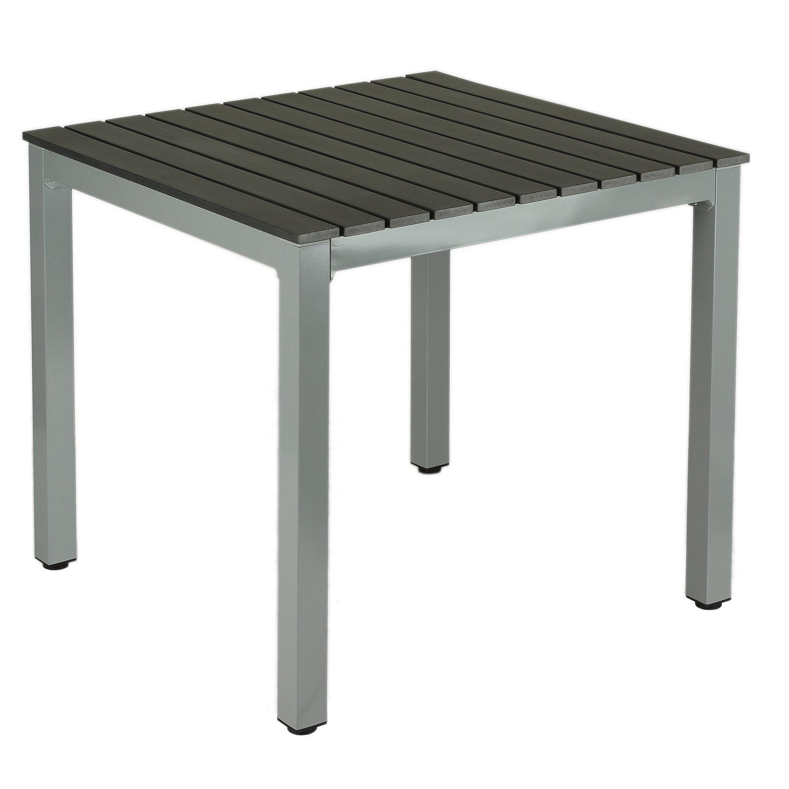 Cortesi Home Jaxon Aluminum Patio Dining Table