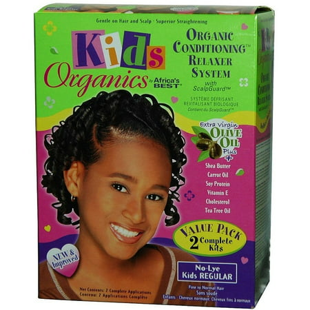 Africa's Best Kids Organics Conditioning Relaxer System 2
