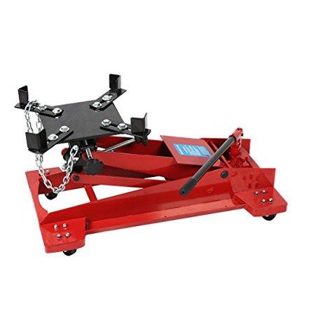 GHP 1100-Lbs Capacity Steel Swivel Pump Handle Low Profile Transmission  Hydraulic Jack